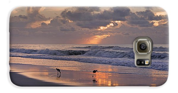 The Best Kept Secret Galaxy S6 Case by Betsy Knapp