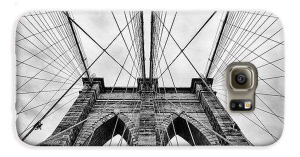 The Brooklyn Bridge Galaxy S6 Case by John Farnan