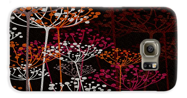 The Garden Of Your Mind 1 Samsung Galaxy Case by Angelina Vick