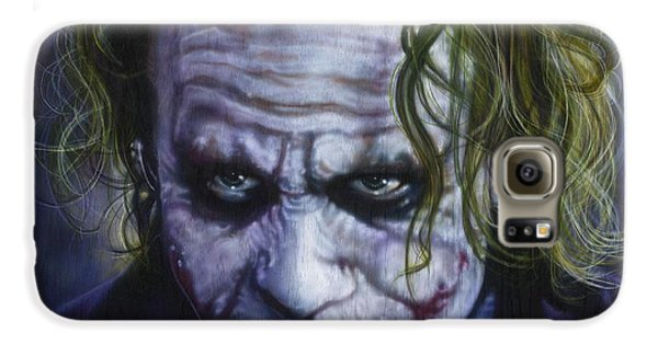 The Joker Galaxy S6 Case by Tim  Scoggins