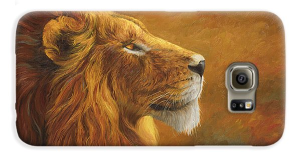 The King Galaxy S6 Case by Lucie Bilodeau