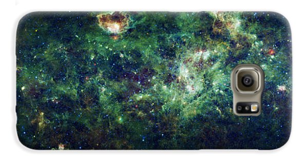 The Milky Way Galaxy S6 Case by Adam Romanowicz