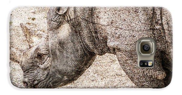 The Rhino Galaxy S6 Case by Ray Van Gundy