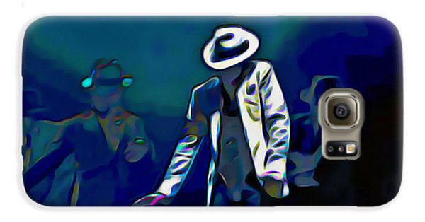 The Smooth Criminal Galaxy S6 Case by  Fli Art