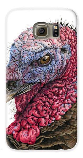 The Turkey Galaxy S6 Case by Sarah Batalka