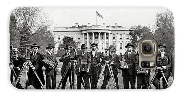 The White House Photographers Galaxy S6 Case by Jon Neidert