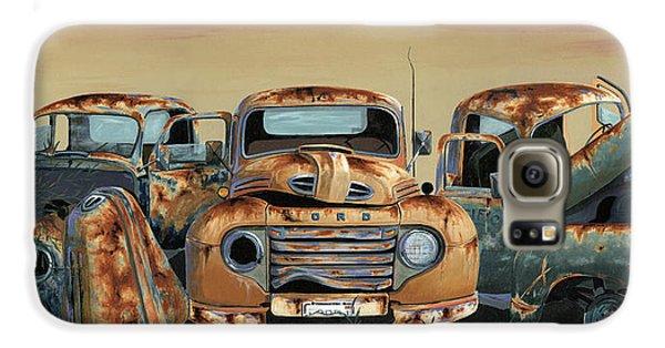 Three Amigos Galaxy S6 Case by John Wyckoff