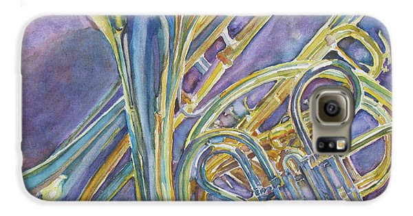 Three Horns Galaxy S6 Case by Jenny Armitage