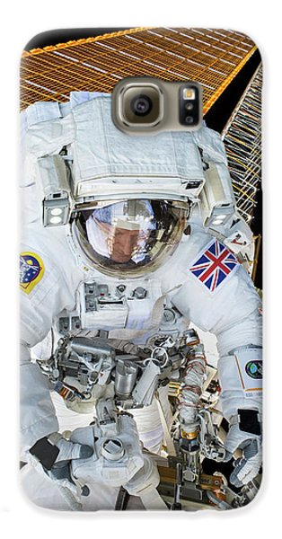 Tim Peake's Spacewalk Galaxy S6 Case by Nasa