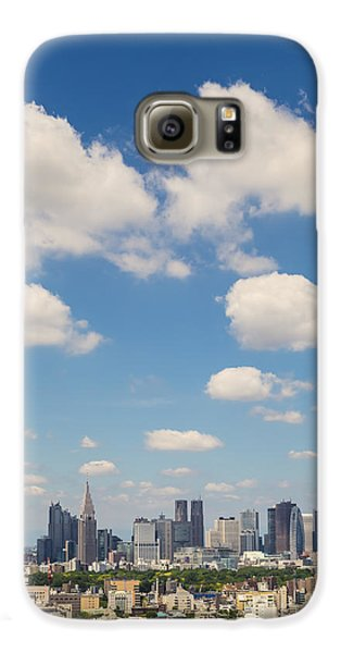 Tokyo 31 Galaxy S6 Case by Tom Uhlenberg