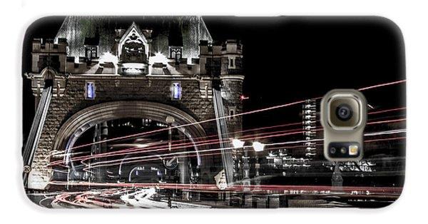 Tower Bridge London Galaxy S6 Case by Martin Newman