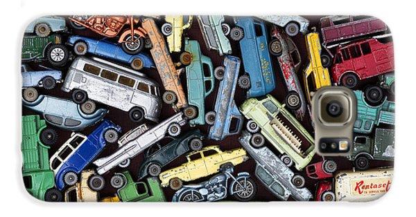 Traffic Jam Galaxy S6 Case by Tim Gainey