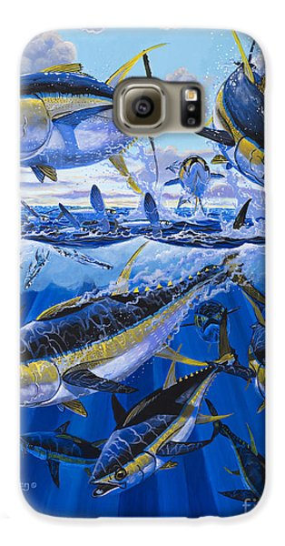 Tuna Rampage Off0018 Galaxy S6 Case by Carey Chen