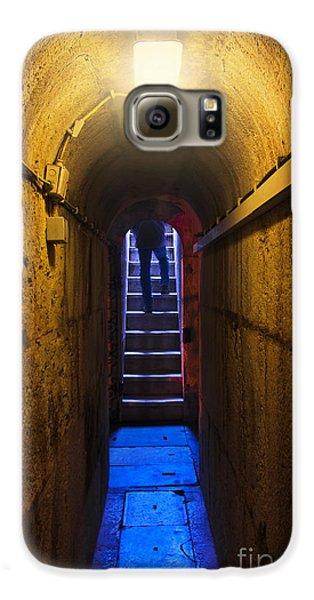 Tunnel Exit Galaxy S6 Case by Carlos Caetano