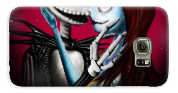 Two In One Heart Galaxy S6 Case by Alessandro Della Pietra