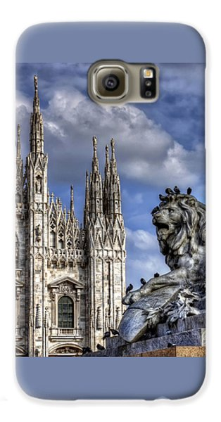 Urban Jungle Milan Galaxy S6 Case by Carol Japp