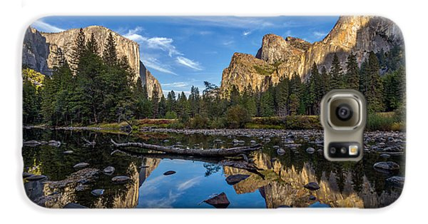 Valley View I Galaxy S6 Case by Peter Tellone