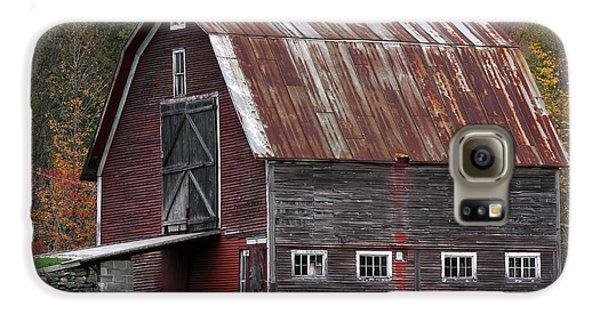 Vermont Barn Art Samsung Galaxy Case by Juergen Roth