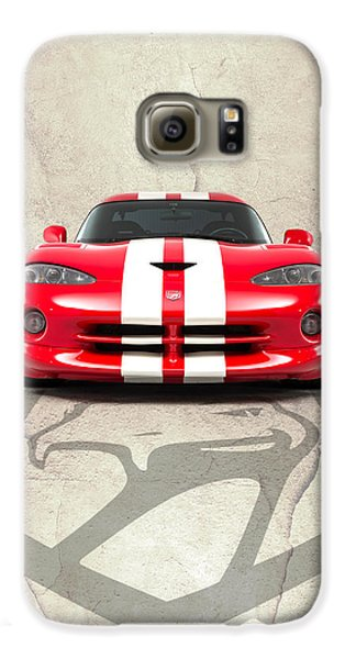 Viper Gts Galaxy S6 Case by Mark Rogan