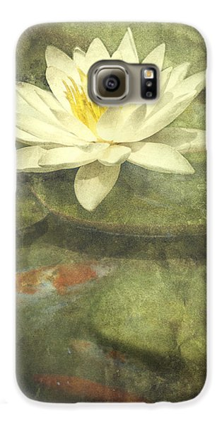 Water Lily Galaxy S6 Case by Scott Norris