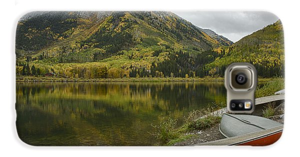 Whitehouse Mountain Galaxy S6 Case by Idaho Scenic Images Linda Lantzy