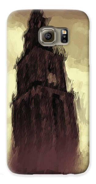 Wicked Tower Galaxy S6 Case by Ayse Deniz