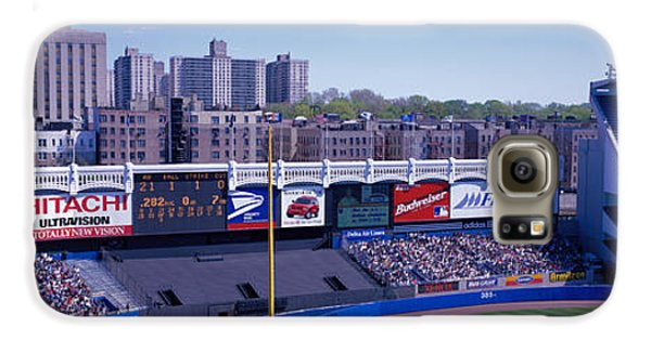 Yankee Stadium Ny Usa Galaxy S6 Case by Panoramic Images