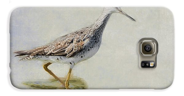 Yellowlegs Galaxy S6 Case by Bill Wakeley