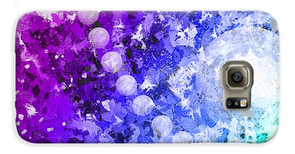 You Know Me 3 Galaxy Case by Angelina Vick