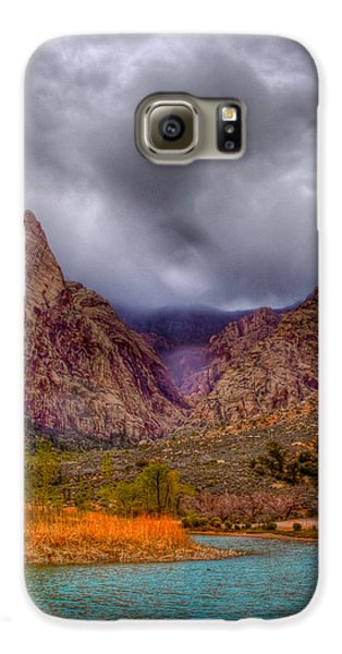 Red Rock Canyon Samsung Galaxy Case by David Patterson