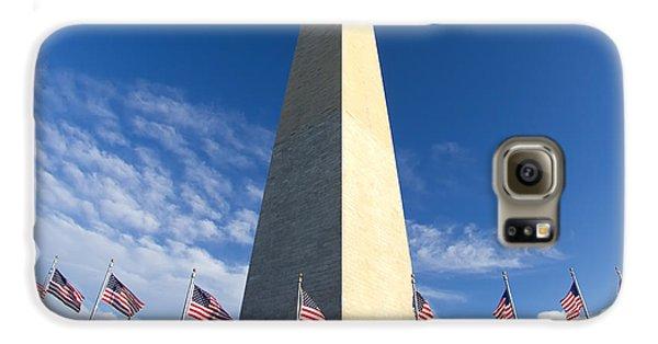 Washington Monument Galaxy S6 Case by Dustin K Ryan
