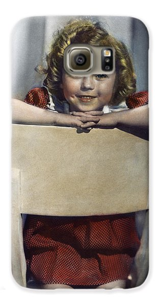 Shirley Temple (1928- ) Galaxy S6 Case by Granger