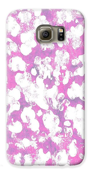 Animal Galaxy S6 Case by Louisa Knight