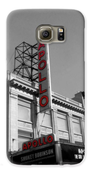 Apollo Theater In Harlem New York No.2 Galaxy S6 Case by Ms Judi