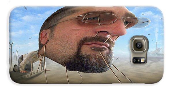 Awake . . A Sad Existence 2 Galaxy S6 Case by Mike McGlothlen