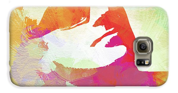 Bono Galaxy S6 Case by Naxart Studio