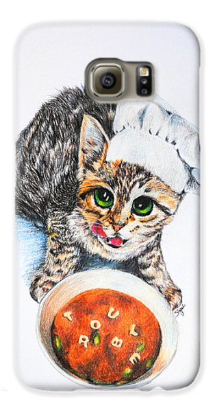 Cookin' Up Trouble Samsung Galaxy Case by Jai Johnson