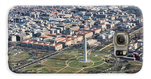Dc From Above Galaxy S6 Case by JC Findley