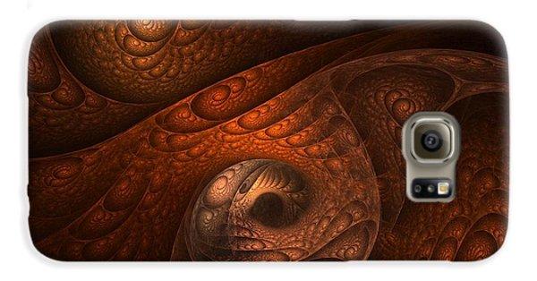 Developing Minotaur Galaxy S6 Case by Lourry Legarde