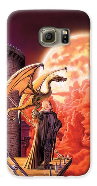 Dragon Lord Galaxy S6 Case by The Dragon Chronicles - Robin Ko