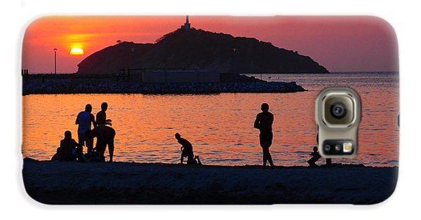 Fin De Semana Samsung Galaxy Case by Skip Hunt