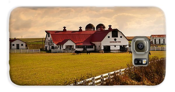 Flemingsburg Farm Ky Samsung Galaxy Case by Randall Branham