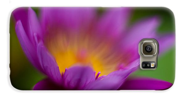 Glorious Lily Galaxy S6 Case by Mike Reid