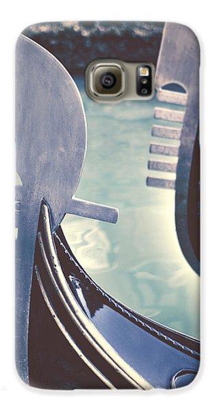gondolas - Venice Galaxy S6 Case by Joana Kruse