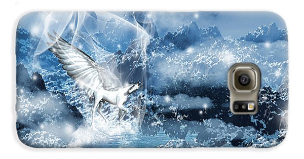 Heavenly Interlude Galaxy S6 Case by Lourry Legarde