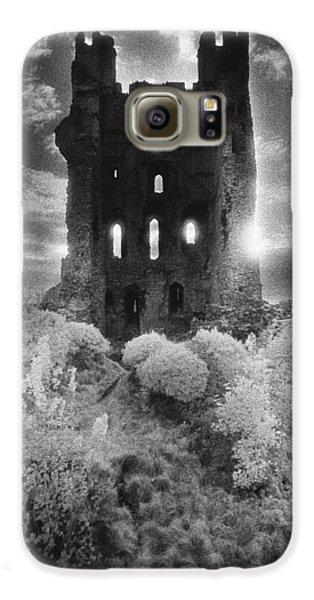 Helmsley Castle Galaxy S6 Case by Simon Marsden
