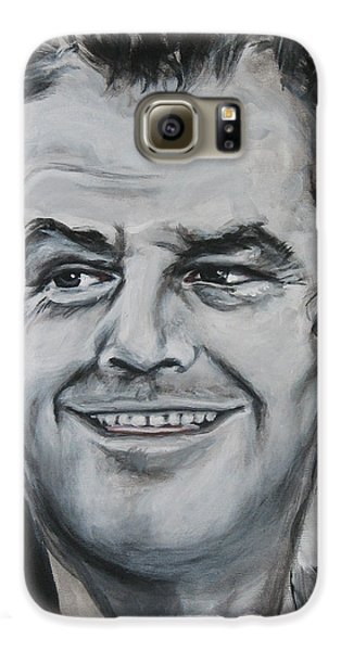 Jack  Galaxy S6 Case by Eric Dee