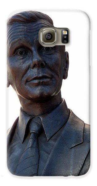 Johnny Carson Galaxy S6 Case by Jeff Lowe