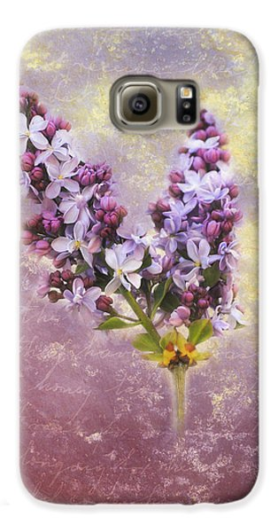 Love Letter Iv Samsung Galaxy Case by Jai Johnson
