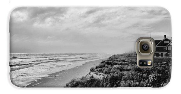 Mantoloking Beach - Jersey Shore Samsung Galaxy Case by Angie Tirado